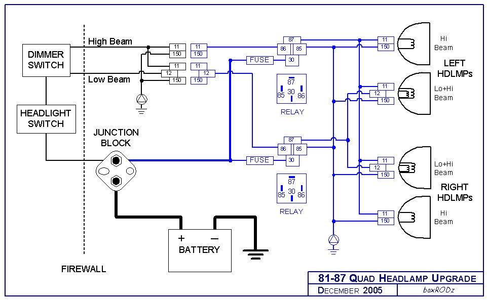 84 Chevy Headlight Wiring Wiring Diagrams Journal Journal Miglioribanche It