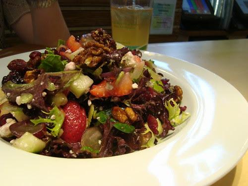 Antioxidant Orchard Salad