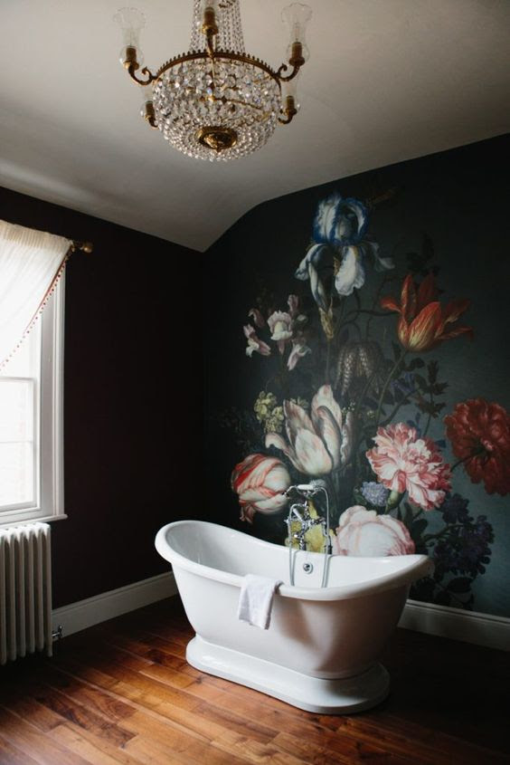 Make your Home Bloom With These Floral Wallpaper Ideas ...