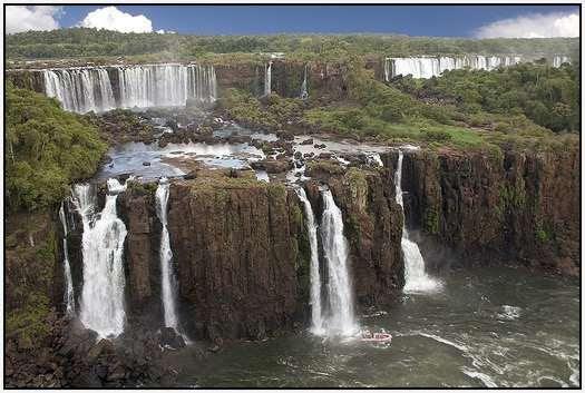 Водопад Игуасу, Бразилия/Аргентина