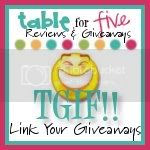 Table for Five's tgif linky