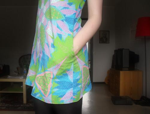 60's dress on lookbook