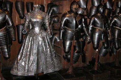 surprising truth   armor dress  whipped