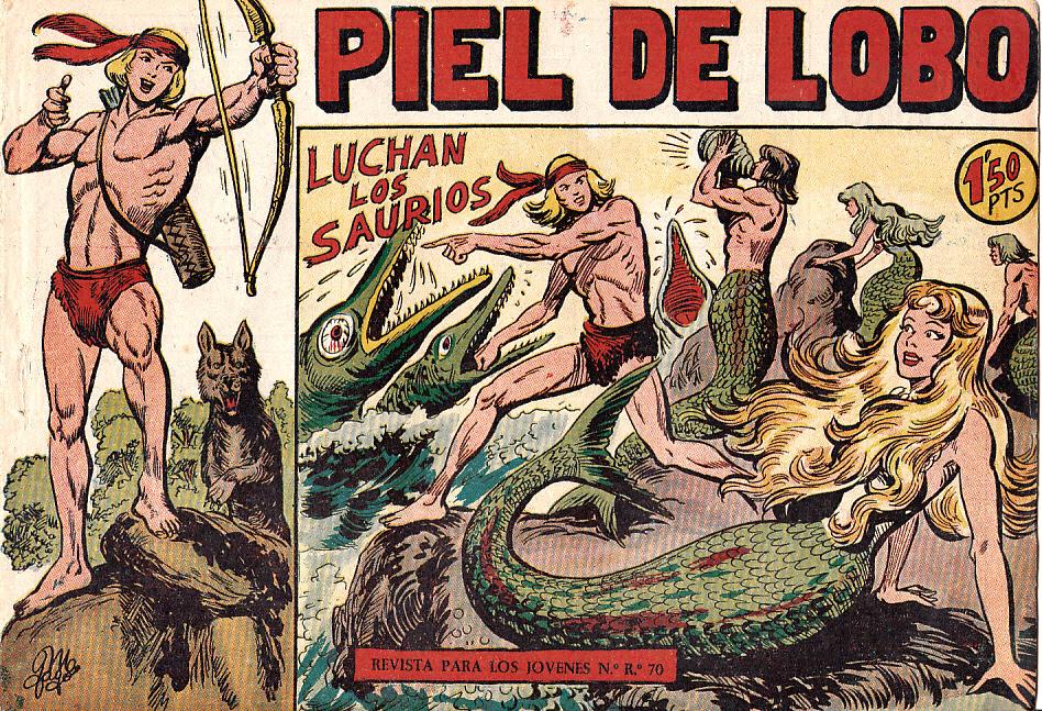 Manuel Gago - Piel de Lobo 10