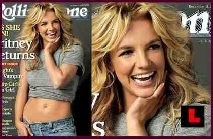 Madesu Blog Britney Spears Rolling Stone 2008