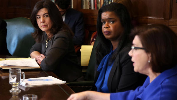 Cook County state's attorney candidates debate handling of Laquan McDonald case