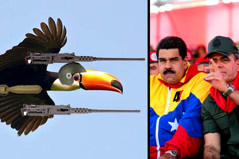 avion-tucano-Maduro