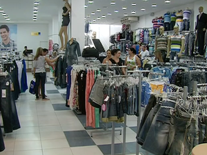 Comércio varejista de Caruaru (Foto: Reprodução/TV Asa Branca)