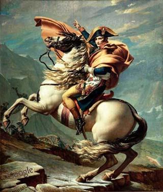 Napoleón Bonaparte (Nostradamus)