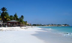 Aruba - beautiful Caribbean island