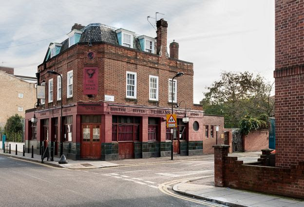 Stag's Head, Hoxton, London