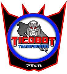 Ticobot - Logo Decepticons