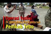 Tidak Pakai Masker, 16 Orang ASN Terjaring Operasi Yustisi