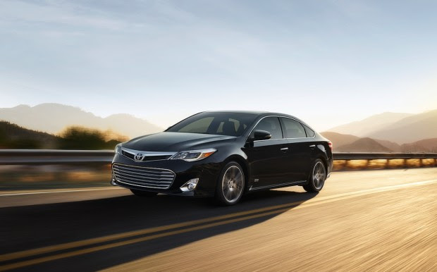 2015 Toyota Avalon XLE Touring: Refining the Flagship [Review]