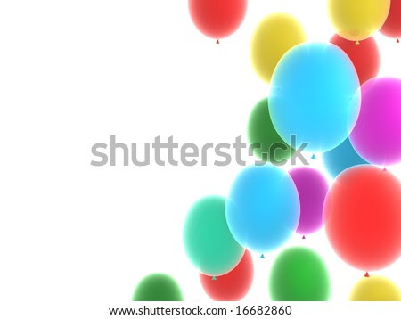 karla spice with baloons