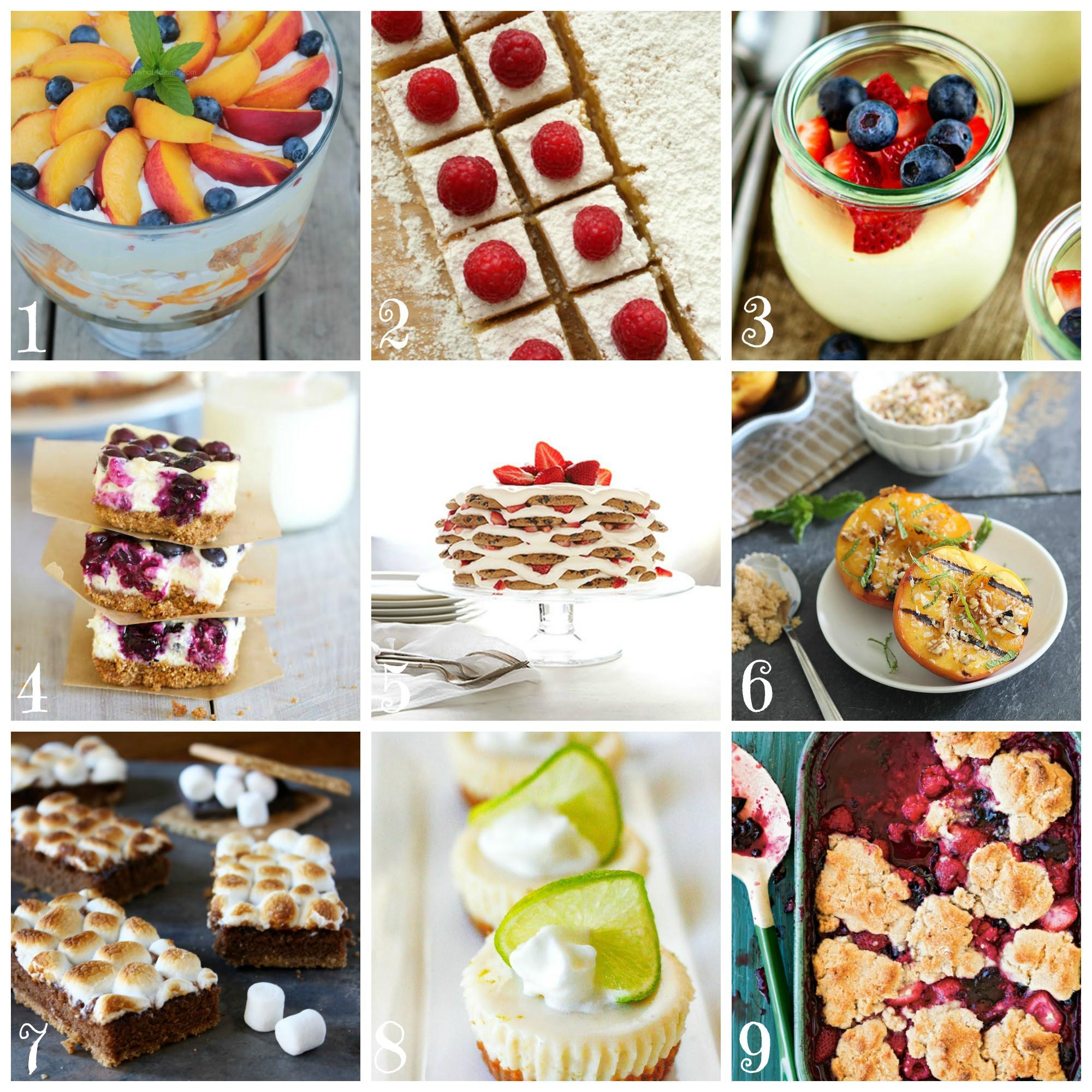 Best Summer Dessert Recipes Cakejournal Com