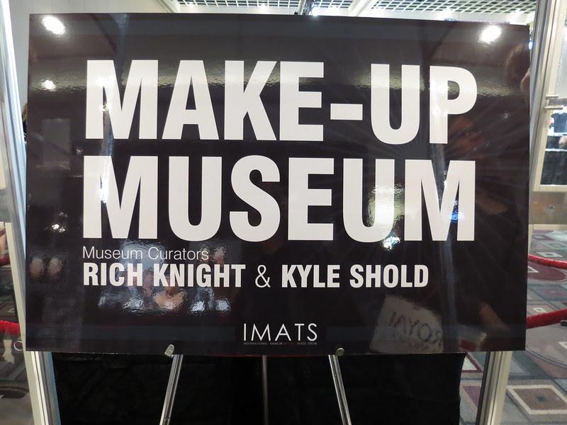 IMATS LA Makeup Museum