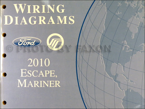 Diagram 2006 Ford Escape Mercury Mariner Wiring Diagram Manual Original Full Version Hd Quality Manual Original Diagramalderh Jodenjoy It