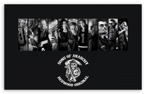 Sons Of Anarchy Uhd Desktop Wallpaper For 4k Ultra Hd Tv