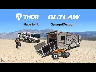 RV videos: Thor Outlaw, Entegra Aspire, Forest River Cross Country, Roadtrek Zion & Leisure Travel Vans Unity Corner Bed