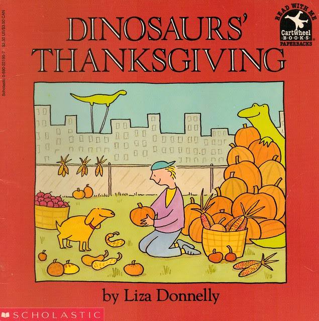 Dinosaur's Thanksgiving
