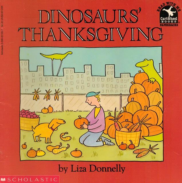 Dinosaur's Thanksgiving