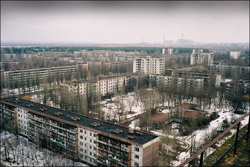 Chernobyl, Ukraina