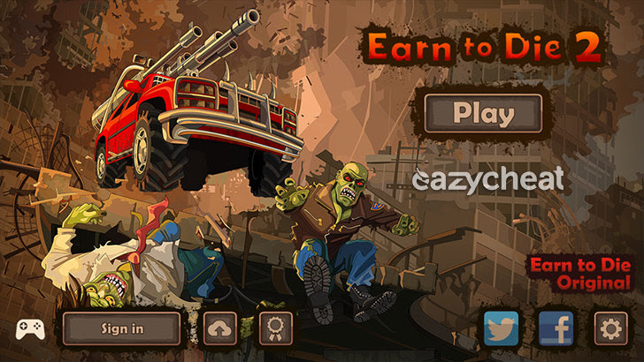 Earn to Die 2 v1.0.73 Cheats