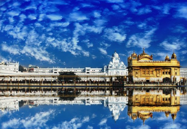 Five Fantastic Places To Explore Your Spirituality In India