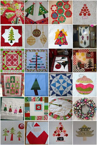 """""""Putting the Bee in Christmas"""" idea mosaic"""