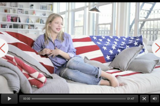 ANNABELLE DEXTER JONES LIFESTYLEMIRROR INTERVIEW FASHION BEAUTY VIDEO