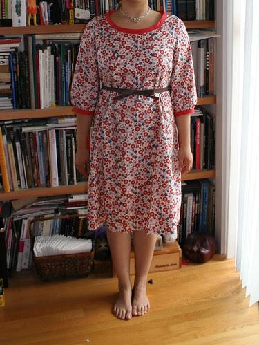 Japanese Dress Pattern