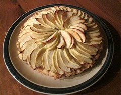 French Apple Tart by Teckelcar