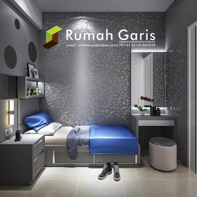 Desain Kamar Interior Minimalis