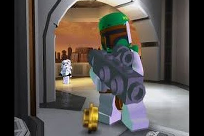 Lego Star Wars Game Boba Fett