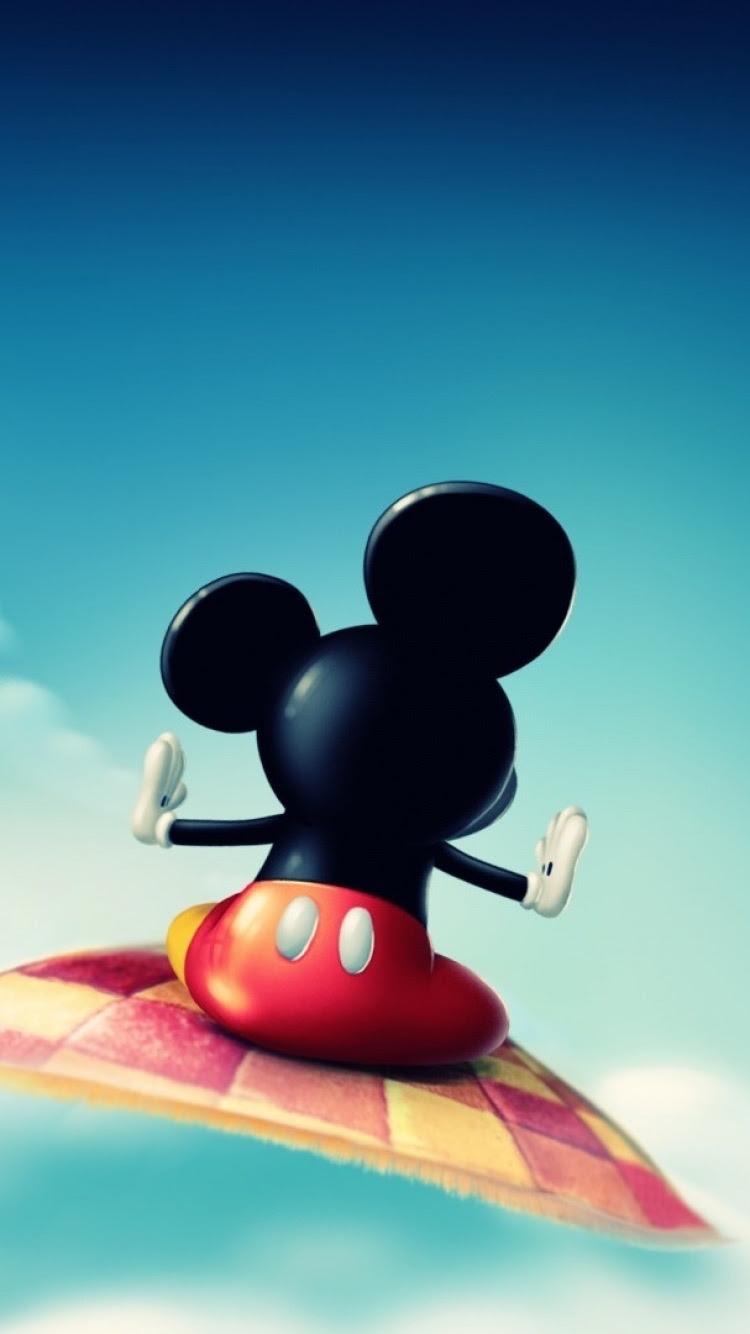 ミッキーマウス Mickey Mouse 07 無料高画質iphone壁紙 めちゃ人気