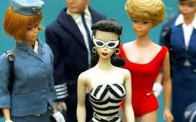 Saffrons rule barbie