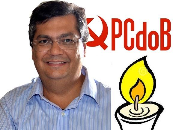Governador Flávio Dino vai deixar o povo só na vela