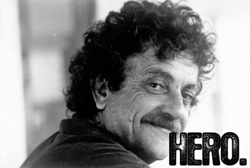 Kurt Vonnegut - Hero.