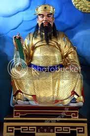 Zhuang Lun Wang (轉輪王薛) court 10 king