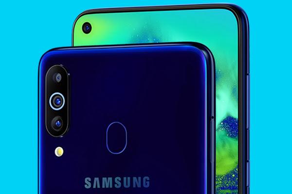 afb64d1a86c Samsung Galaxy M40 llega con agujero en pantalla y sin jack de auriculares