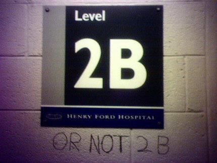 2B or not 2B (funny humorous comical hilarious humor)