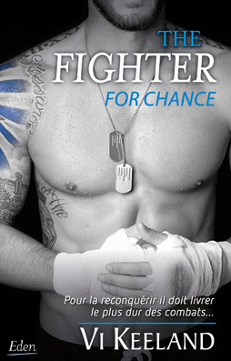 Couv The fighter : for chance
