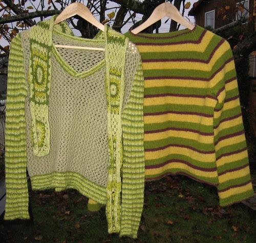 Grønne gensere