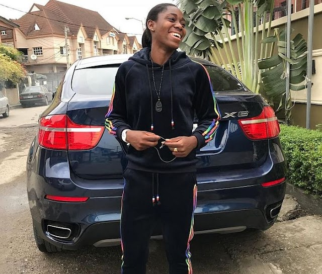 Asisat Oshoala Tells Her Life Story To Barca Fans – Read What She Said