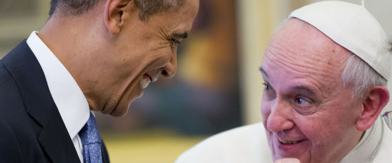 Barack Obama papa francesco
