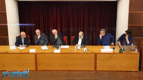 Colóquio em Coimbra com Álvaro Siza Vieira, Alexandre Alves Costa, Carlos Castanheira, Fernando Guerra, José Gigante