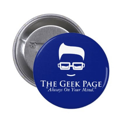 Geek Page Basic Button
