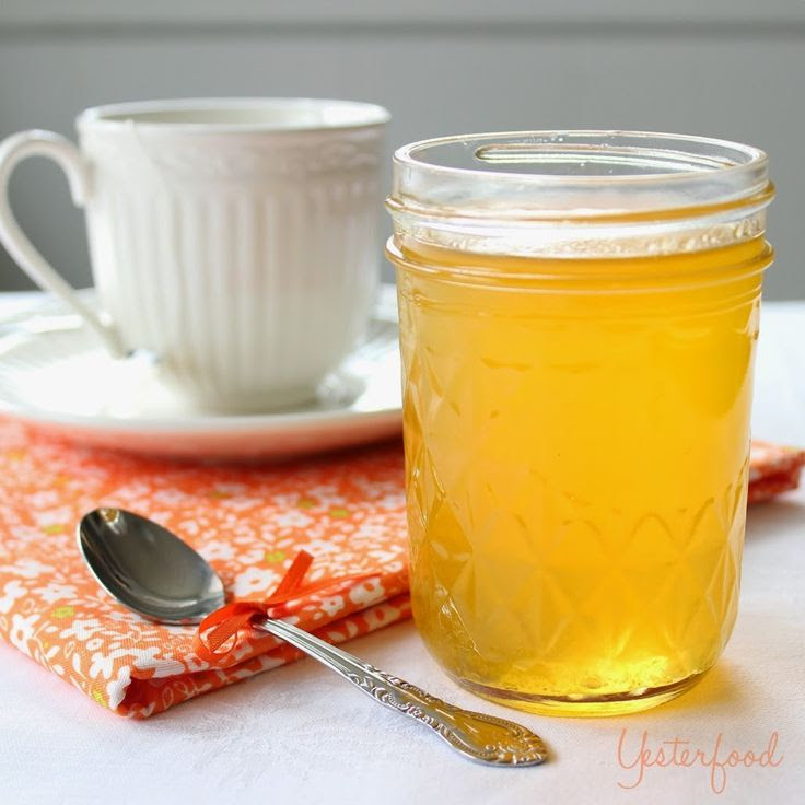 Clementine Simple Syrup