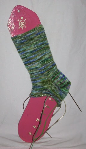 Puckerbrush Farms socks